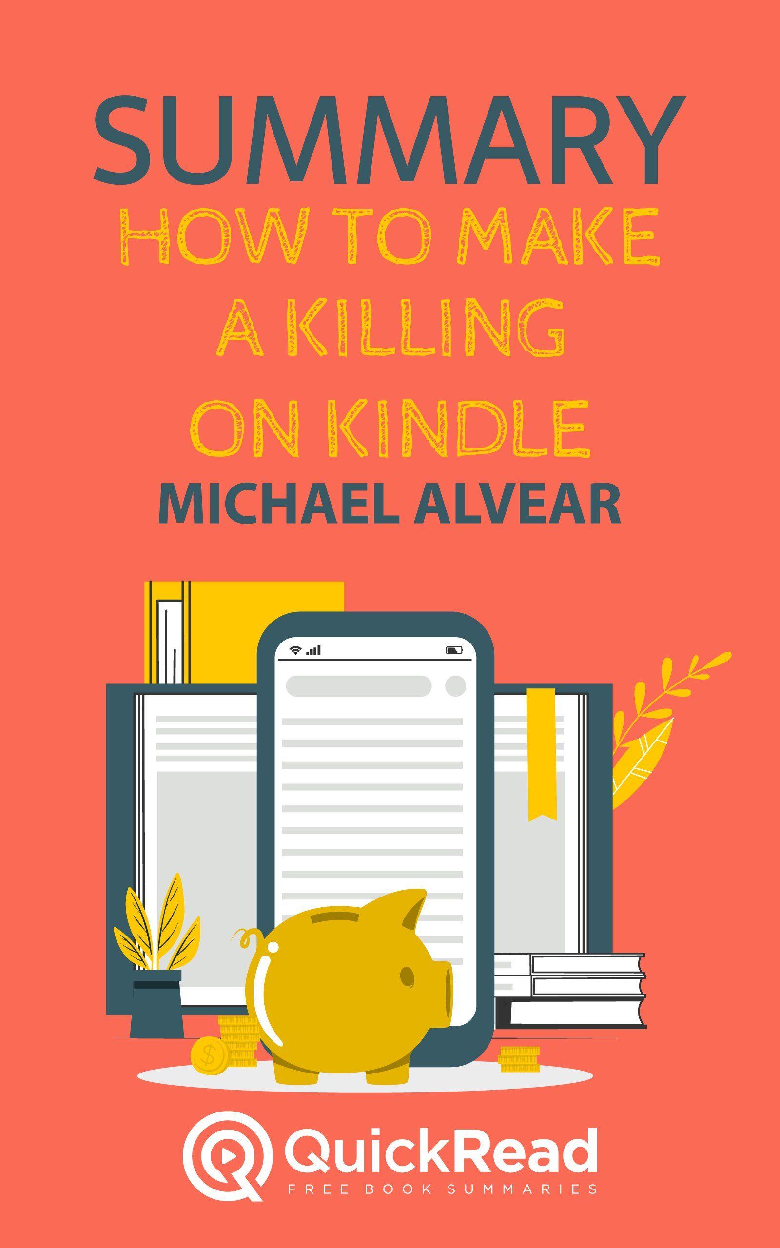 How to Make a Killing on Kindle